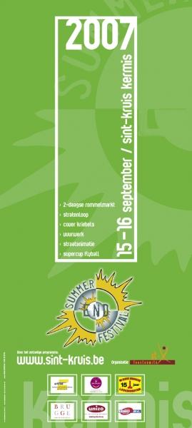 Affiche 2007